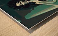 Diana_Ross_05 Wood print