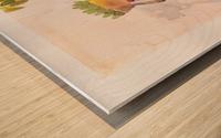 Vogue Wood print