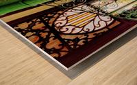 Cienfuegos VI Wood print