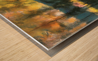 Landscape by Lesser Ury Wood print