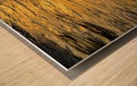 Lake Erie waves 9 Wood print