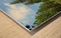 Deep In Wood print