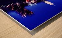 Lights47 Wood print
