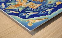 2004 029 Wood print