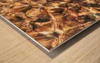 Reflex - X Wood print