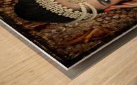 Quelia by DDiArte   Wood print