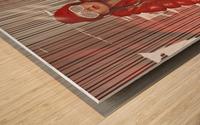 Funky Petroleum II Wood print
