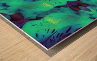 Portal  135  Wood print