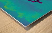 Portal  97  Wood print