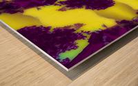 Portal  25  Wood print