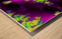 Portal  63  Wood print