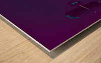 Portal  80  Wood print