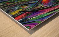 Dolidra Wood print