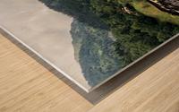 Hofgastein Dolomities Alpen Wood print