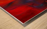Akina Wood print