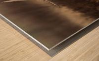 Wesley Allen Shaw 02250 Wood print