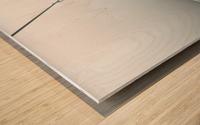 The Path to Infinity Wood print