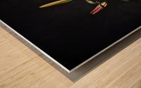 Etude Zen 4f Wood print