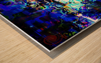 Flash1 Wood print