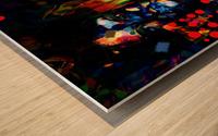 Anikaz Wood print