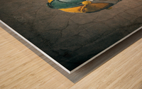Reves denfant Wood print