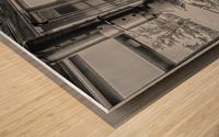 Strasburg 6 Wood print
