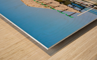 Ambergris Caye 3 Wood print