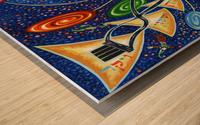 1991 011 Wood print