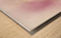 Aurore boreale 3 Wood print
