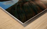 The Canyon Wood print