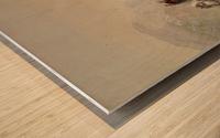 The Scalp-Lock Wood print