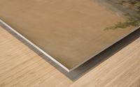 Attrapez des Chevaux Wood print
