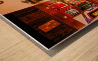 IRISH PUB 2 Wood print