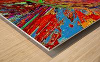 Baudi Wood print