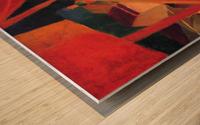 Tightrope by Macke Impression sur bois