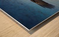 Inbound Wood print