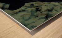 Black Jaguar. Clayton T Wood print