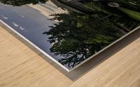 Reflections Wood print