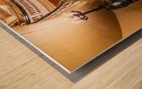 Elegents  Wood print
