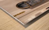 Nooks and Crannies Wood print