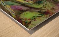 Mandalii Wood print