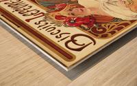 Biscuits Lefevre-Utile Wood print