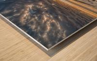 Higher Power Wood print