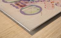 Hado Energy 18 Wood print