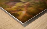 Male Pine Grosbeak Wood print