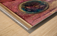 New Earth Wood print