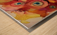 Joy Full Wood print