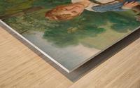 The New Lederhosen Wood print