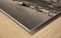 Banff_Hotel Wood print