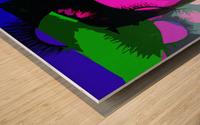 TheJoker Wood print